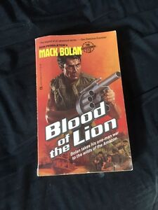BLOOD OF THE LION