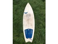 Webber afterburner surfboard 6'2""