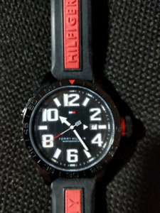 Tommy Hilfiger mens watch mint condition