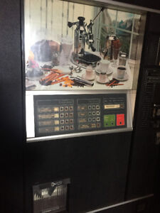 AUTOMATIC PRODUCTS FULL SIZE 2 CUP BEAN COFFEE MACHINES