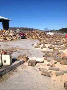 Cut and spilt fire wood Peterborough Peterborough Area image 1