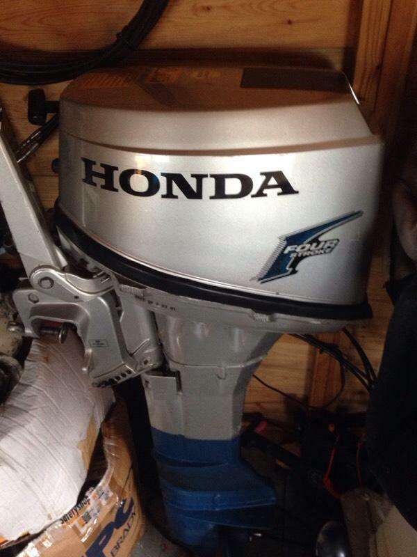 6hp Honda Outboard Buy Sale And Trade Ads Great Prices