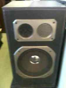 SPEAKERS with ONKYO RECEIVER ... and a WARRANTY