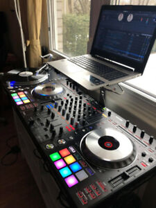 Pioneer DDJ SZ Mint Condition! With Deck Saver