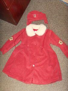 Manteau pour fille de chez Calin Caline