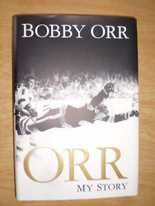 Bobby Orr Memoir - Orr: My Story - Boston Bruins 2013 SRP $32