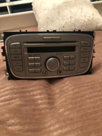Ford and VW raido CD players