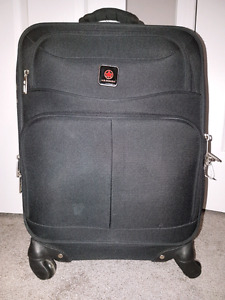 """Air Canada, 21"""" Carry On, Expandable, 4 Wheeled Luggage"""