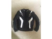 RST textile motorcycle jacket