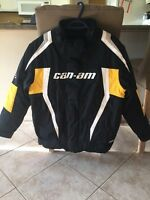 CanAn winter Jacket X Team