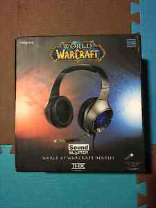 World of Warcraft USB Wired Headset for Sale