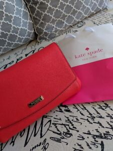 BRAND NEW - Red KATE SPADE PURSE