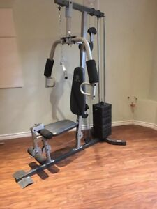 Gold's Gym System (Brand New Never Used)