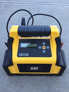 CAT 25A Battery Charger Model# CBC25E