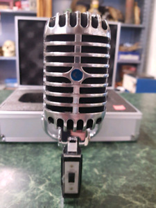 Retro Style Mic , model is 555H Series 2 (Not Shure)