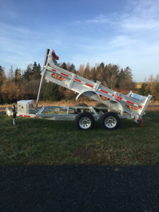 **N&N TRAILER SALE**  Utility / flat deck/ dump trailer