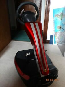 Thrustmaster Wireless GT Cockpit 430 Scuderia Edition for PS3