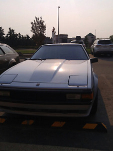 Near Mint 1984 Toyota Celica Supra P-Type