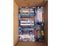 Job lot of Blu Rays...