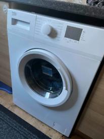 Washing machine cooker and fridge freezer