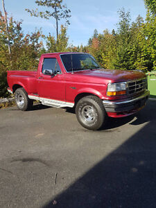 1992 Ford F-150 4x4 91k