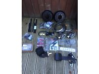 Classic mini parts auto jumble