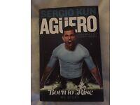 Aguero born to rise, my story. Man City.