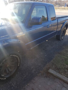 2007 Ford Ranger Sport 5 Speed