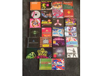 25 DANCE / TRANCE / CLUB original CD's