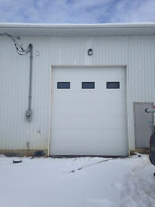 SHOP BAY FOR RENT IN SEXSMITH