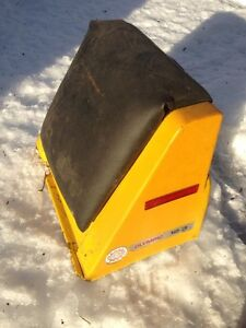 1970 Bombardier Skidoo Olympic backrest (reduced)