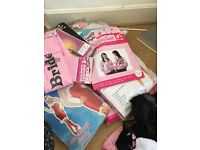Fancy Dress Job lot of items perfect for car boot it to sell for Halloween