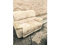 Double electric recliner sofa / mobility chair
