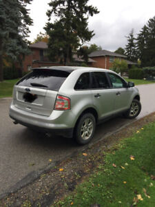 2010 FORD EDGE EXCELLENT CONDITION 220km only $3250 clean title