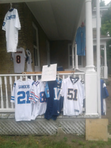 Jersey foretell NFL football