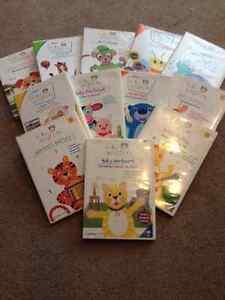 Baby Einstein DVDs $5 each or $50 lot