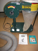 Craftex CT029N- 1hp Dust Collector