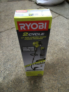 Ryobi Trimmer - 2 cycle - Brand new