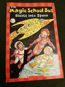 The Magic School Bus - Blasts Into Space