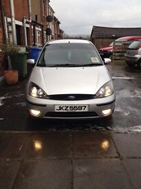 Excellent Ford Focus for sale or swap.