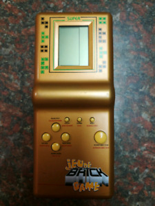 Game Boy with preloaded games