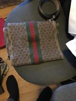 Authentic Gucci scarf in
