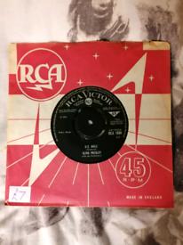 Elvis Vinyl for sale.