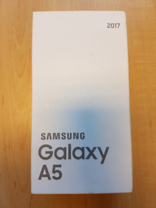 Samsung Galaxy A5 2017 for Telus , Koodo and Public Mobile -32Gb