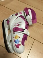 Disney Princess skates girl adjustable size 8-9-10-11