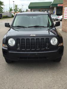 2008 Jeep Patriot 4X4 CERTIFIED !!!