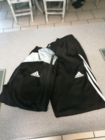 Boys addidas tracksuit