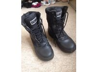 Cadet boots size 7