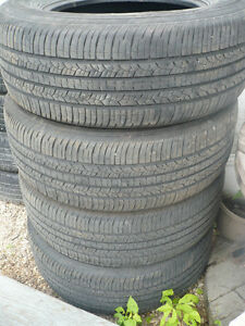 "4- P265/65R18"" TRUCK TIRES"