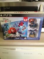 New in box Disney infinity game